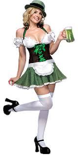 girl leprechaun costume