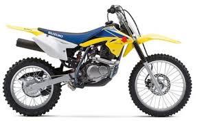 suzuki 125cc dirt bikes