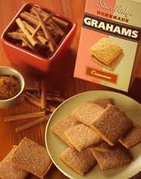 cinnamon grahams