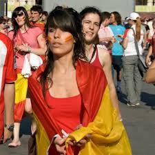 beautiful spanish woman