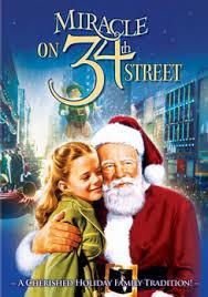 miracle on 34 street dvd
