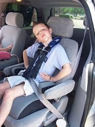 car seat harness
