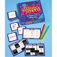music board game