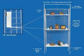 shelving supports