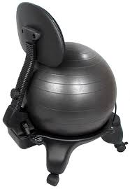 exercise ball office