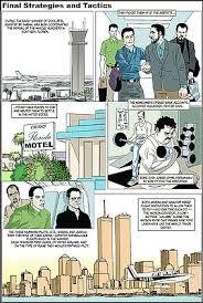 911 comic book