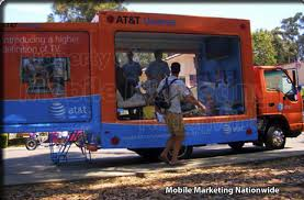mobile show room