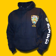 nypd clothing