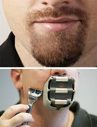 how to trim a goatee