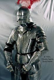 armor of the middle ages