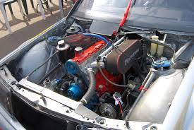 mercedes 190 engine