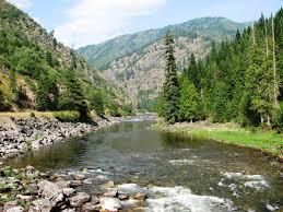 landscape rivers