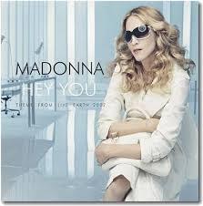 madonna hey you