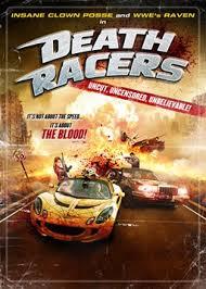 death racers dvd