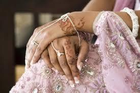 ethnic wedding dress