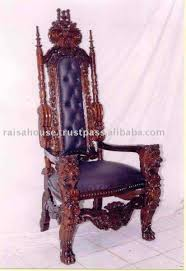 king chair