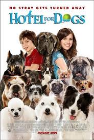 hotel for dogs books