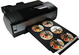 cd printer machine