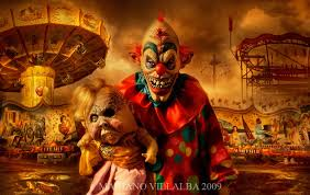 clowns wallpaper