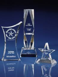 business trophies