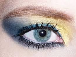 make up ideas for blue eyes