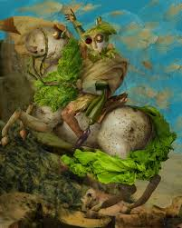 famous paintings of food