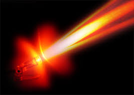 picture of a laser