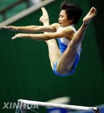 gymnastic women