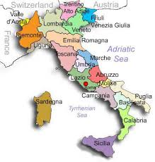 capitals of italy