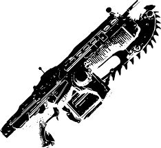 chainsaw gears of war