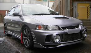 mitsubishi evolution 4