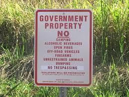 no trespassing tape