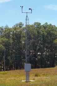 anemometer tower