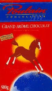 poulain chocolat