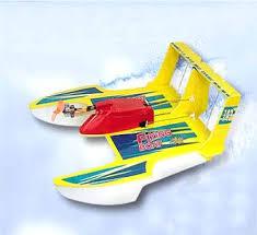 radio controlled speedboat