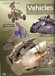 halo wars vehicles