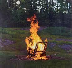 fire chair