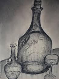 glass drawings