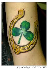 horseshoe tattoo ideas
