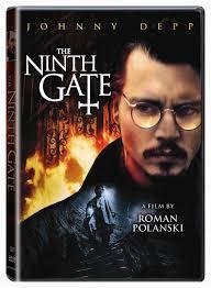 ninth gate dvd