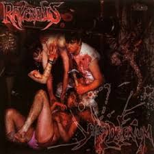 Ravenous - Blood Delirium