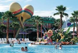 disney sports resorts