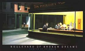 boulevard of broken dreams prints