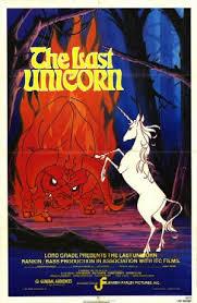 last unicorn dvd