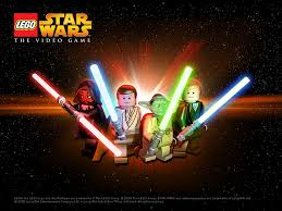 star wars lego the game