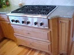 kitchen stove dimensions