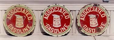 antique gas signs