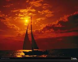 sailboat screensaver