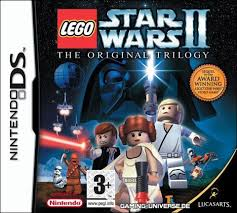 star wars ii ds