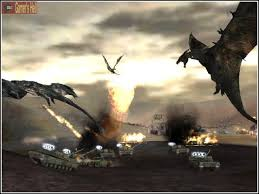 reign of fire video game